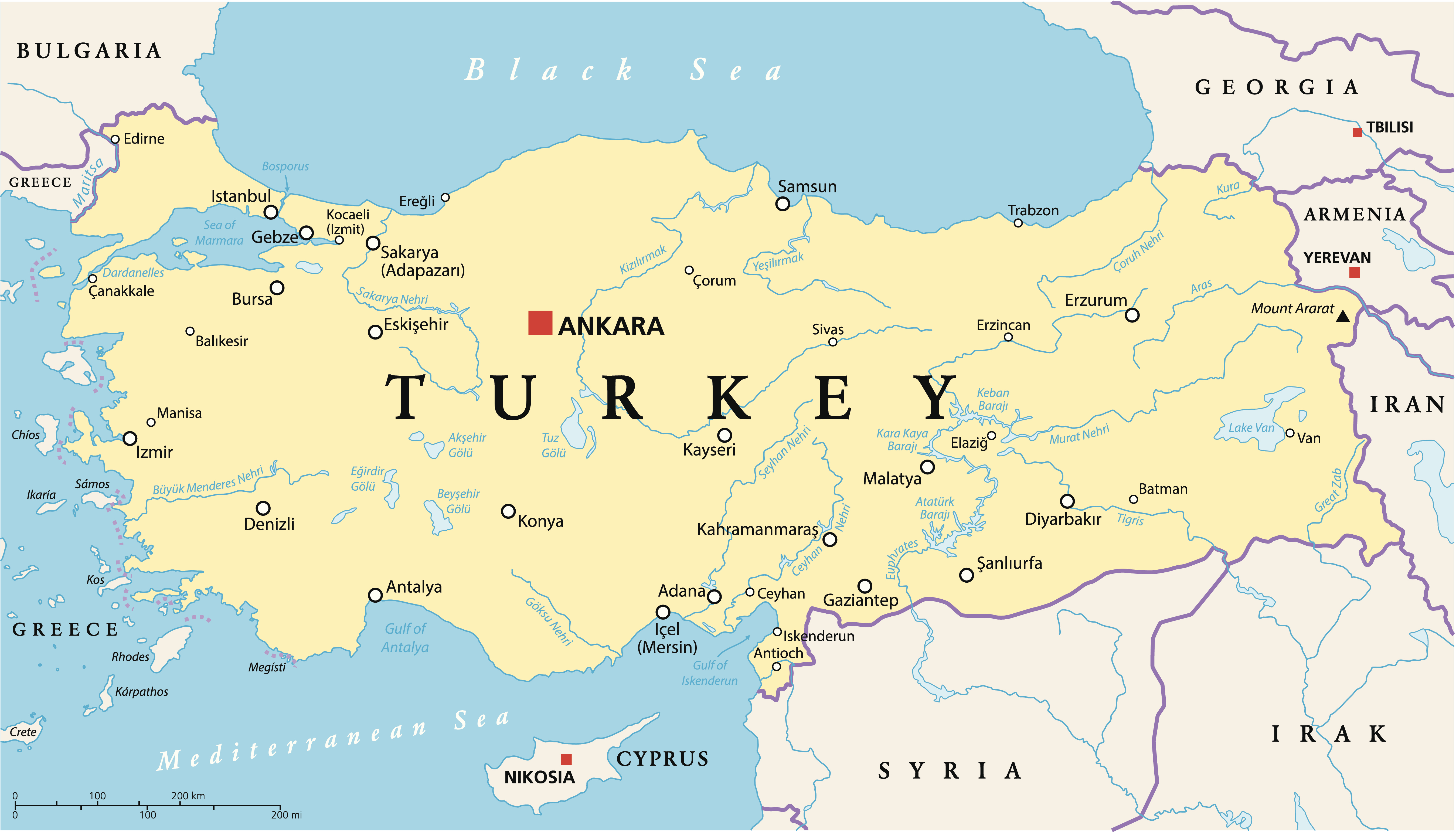 Why Turkey? - Doing Business in Turkey Guide