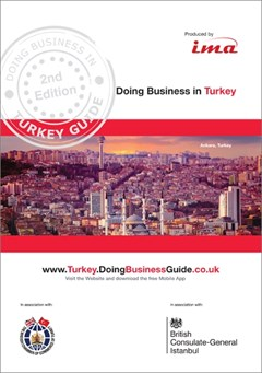 Doing Business in Turkey Guide cover